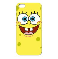 Wholesale Iphone 4s Baby - Wholesale Fashion Baby Yellow Back Design Hard Plastic Mobile Phone Case Cover For iPhone 4 4S 5 5S 5C