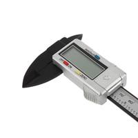 Wholesale Caliper Rule - 1pcs 0~150mm 6 Inch Electronic Digital Vernier Caliper Rule Micrometer Gauge measuring Instrument Worldwide