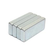 блокирующие магниты n52 оптовых-Горячие продажи 4шт очень сильный неодимовый блок магниты N52 класса ремесло площадь NdFeB 25x10x4mm Магнит порядка$18no трек