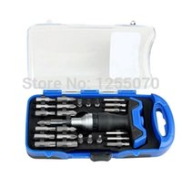 Wholesale Export Tools - Supply of T-handle 26PCS Screwdriver combination tool repair, export selling models, can OEM order<$18no track