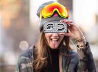 iphone blinzeln großhandel-2015 3D neue Mode Fräulein Gossip Chiara Ferragni Pailletten folgende blinkende Augen Fall für iPhone6 iPhone 6 Plus i6 Freies Verschiffen