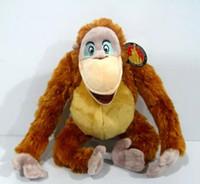Wholesale Book Birth - Wholesale-Free shipping The Jungle Book big snake Kaa&Baloo bear&LeoDeLyon stuffed animal soft toys