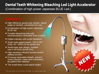 Wholesale Dentist Model - Free Shipping Teeth Whitening Lamps Salon Use Teeth Whitening Kit Dental Machine Dental Bleaching Lamp For Dentist