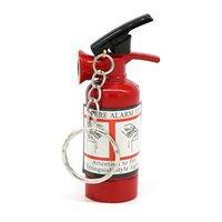 Wholesale Extinguisher Butane - Mini Fire Extinguisher Style Butane Lighter No gas