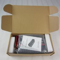 Wholesale Australian Socket - Free Shipping 12VDC to 240VAC 50HZ Australian Socket 300W Pure Sine Wave Car Inverter