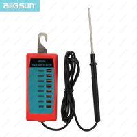 Wholesale high voltage testers - Digital Electrical Fence Tester High Voltage 600V to 7000V Portable Gardening Farm Tools Voltage Tester Fence Fault Finder All Sun GK503B