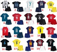Wholesale Wholesale Soccer Suits - 2017-2018 new student soccer uniform, with a variety of colors and ball suits to choose from, please consult our customer service before ord