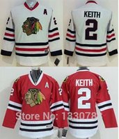 Ice Hockey blackhawk jerseys kids - Factory Outlet Chicago Blackhawks Kids Hockey Jersey Duncan Keith Home Red White Road Blackhawk Youth Jerseys Top Quality