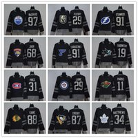 Wholesale Cheap New Hoodies - 2017 New Season AD 100 Anniversary Centennial USA Ice Hockey Jerseys Cheap Men's College Hoodie Jersey Custom All Team