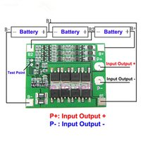 Wholesale Circuit Toy - 3S 25A Li-ion Lithium 18650 BMS PCM battery Charger Battery BMS Protection Circuit Board With Balance Cell Pack Module