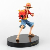 170617 QIUCHANY Giappone Cartoon Anime One Piece Giocattoli Luffy Collection Giocattoli PVC 18CM Film Action Figure