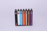 Wholesale E Ci - E Cigarette Vision Stylish Battery 1350mAh Variable Voltage 3.3V To 4.8V Ego Thread E-cigarette Mod Original Vision Battery 2014 Newest E Ci