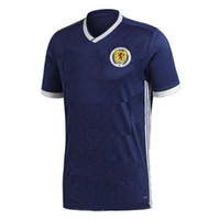 Wholesale Flashing Sizes - Best Quality 2018 Scotland Soccer Jersey Free Shipping Size S-XL Welcome to Order Scotland Soccer Jersey