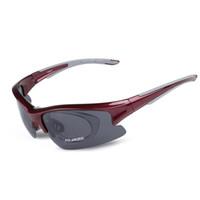c58c41498d3 Lunettes de soleil polarisées de pêche pour hommes Femmes Lunettes de soleil  de sport de haute qualité avec 5 lentilles randonnée à vélo Golf de course