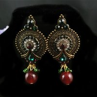 Chandelier Earrings India Price Comparison | Buy Cheapest ...