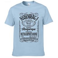 Je suis CELUI QUI FRAPPE T-Shirt-Breaking heisenberg walter Bad T-shirt blanc