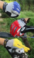 Wholesale Tld Racing - Wholesale-Brand New tld gloves Full Finger Men Cycling Gloves Slip bike bicycle guantes ciclismo racing breathable shockproof [A-005]