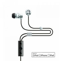 Wholesale Ip Earphone - New Stereo Bass MAXIMO iP-395 iMetal Music Earphone Headphone In-Ear Hi-Fi Sound Headset Hands-free with Mic 010130