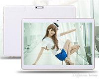 Wholesale Adroid Tablets - 10 Inch Tablet N9106 1280*800 IPS Dual SIM PC Phablet Octa core 1.6GHz 2GB+16GB Adroid 3G Phone Call DHL Free Shipping