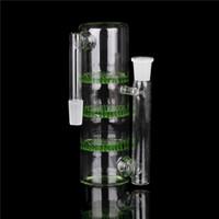 yüksek kaliteli kül yakalayıcı toptan satış-Sigara Dogo sıcak satış Kül catcher üçlü HC üç petekler cam kül tutucular 14-14mm cam bong için yüksek kalite