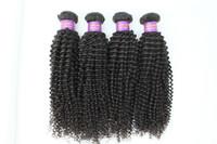 Wholesale Hair Pen Wholesale - Hot!! Brazilian hair bundle pen hair bundle peruvian kinky curly 100% unprocessed human hair bundle free shipping