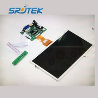 Wholesale Driver Board For Lcd - Wholesale- 9 inch for Raspberry pi Display LCD TFT Shield Display Module HDMI+VGA+Video Driver Board for Raspberry Pi