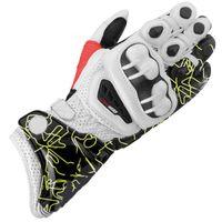 Wholesale moto resale online - GP PRO Motorcycle Gloves KTM Colors TOP Leather Motocross Moto Road Racing Gloves Motorbike Protection