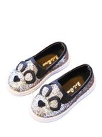 Cat Pattern Slip On Cute Girls Shoes Ragazzi ragazze cartoon gatto belle scarpe casual bambini singoli scarpe 2 ~ 5 anni