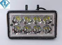 stage lighting installation - flashlight stun led flashlight with stage light LED4 inch spotlights car installation of lights