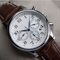 Wholesale Digital Hands Watch - luxury men mechanical watches automatic black dial date stainless mens dress watches #1025