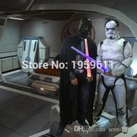 Star Wars Darth Vader (Anakin Skywalker) soldati bianchi assalto commando di soldati bambini Cosplay costume del partito
