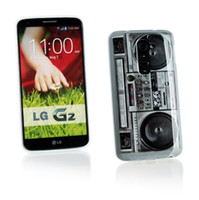Wholesale soft case lg g2 for sale – best 1 Piece Hot Retro Radio Camera Print Soft TPU Case for LG G2 D801 D802 Phone Case