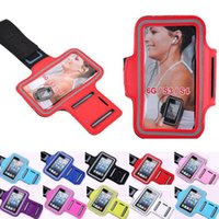 Wholesale galaxy siii cases for sale - Stylish WaterProof Sport Gym Running Armband Protector Soft Pouch Case Cover For Samsung Galaxy S3 SIII i9300 S4 i9500 iphone Arm Band