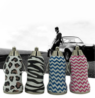 Wholesale Iphone Car Charger Zebra - Universal applied USB car chargers for iphone 6s 6 5 Samsung S6 Note 3 Camouflage Zebra Stripe bullet Auto Power Adapter Chargers