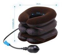 Wholesale Cervical Air Neck Traction - Air Cervical Neck Traction Soft Brace Device Unit