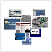 Wholesale Win Honda - Newest top 2016 auto repair software alldata 10.53 + mitchell on demand + mitchell manager plus + elsa win + atsg 49in1 1tb hdd
