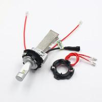 Wholesale Volkswagen Headlights - H7 led headlight retainer clip for Volkswagen golf 5 car styling h7 headlamp socket adapter holder for VW golf5 jetta
