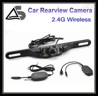 2.4 G Wireless Car Rear View Camera Backup Camear Reverse Camera 170 Angle Lens
