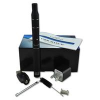 Wholesale Cigarett Display - Top quality ago G5 dry herb vaporizer pen cigarett electronic vapor cigarettes kits LCD display battery e cigarette DHL free shipping
