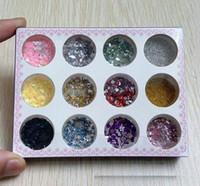 nuevas decoraciones de uñas al por mayor-Nueva Marca de supernova Venta 3D Nail Art Decorations 12 Colores 3mm Rhinestone de acrílico Cuentas Decoración Para Consejos de uñas