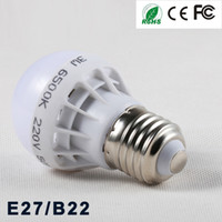 Wholesale Cheap White Leds - Cheap SALE CE RoHS Quality E27 B22 LED Light 3W 5W 7W 9W 12W Pure Warm Cool White Bulb Globe Lights SMD5730 LEDs Lighting Lamp Free Shipping