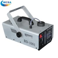 Moka MK-F08 900 Watts Effect Fog Machine W / Remote Smoke Machine DJ Power para Disco Party Wedding Stage