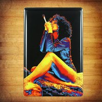Wholesale Sexy Bar Paintings - Sexy beauty Tin sign Vintage Metal painting Retro Poster kitchen Bar Decoration Home Decor Art Wall sticker Iron Paintings Mural