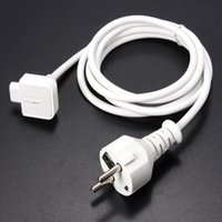 Wholesale Macbook Power Charger - EU PLUG Power Extension Cable Cord for Apple MacBook Pro Air AC Wall Charger Adapter New
