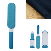 Wholesale Fabric Clothes - Pet Fur Lint Remover Travel Hair Cloth Sofa Fabric Home Cleaner Brusher