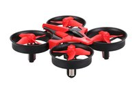 Wholesale Rc Brushless Rtf - New Mini RC Drone 2.4G 4CH 6-Axis Gyro RC Quadcopter RTF UFO Mini Drone with 3D-Flip Headless Mode With Package 10pcs DHL