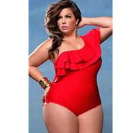 Wholesale Push Up Fringe Bikini - 2016 Plus size L-4XL print fringe high waist swimsuit Tassels bathing suit swimwear push up bikini for big women J#247