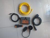 icom a2 hdd toptan satış-Dhl ücretsiz yeni bmw teşhis tarayıcılar için bmw icom a2 b c için hdd olmadan 2 yıl garanti