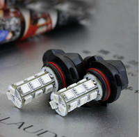 Wholesale Super White HB4 HB3 SMD Car LED Bulbs Fog Light Foglights W V Auto Headlight Bulbs Daytime Running Light