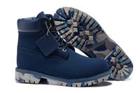 diagrama de forro al por mayor-¡¡¡Gran venta!!! Bota Martin Bota de camuflaje de calidad superior Botas de nieve al aire libre Zapatos de escalada al aire libre Unisex